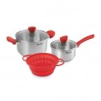 Набор посуды Rondell Breit RDS-1002
