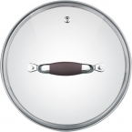 Крышка стеклянная Rondell Mocco&Latte 24 см RDA-533