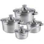 Набор посуды 8 предметов Rondell Favory RDS-743