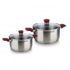 Набор посуды 4 предмета Rondell Strike RDS-816