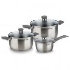 Набор посуды 6 предметов Rondell Strike RDS-820