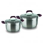 Набор посуды 4 предмета Rondell Bojole RDS-822