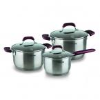 Набор посуды 6 предметов Rondell Bojole RDS-823