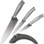 Набор ножей с ножеточкой Rondell Kronel RD-459