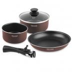 Набор посуды 5 предметов Rondell Kortado RDA-1012