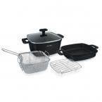 Набор посуды 5 предметов I-unique Rondell RDA-1071
