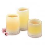 Набор из 3-х парафиновых свечей Rondell RDP-803