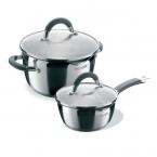 Набор посуды 4 предмета Rondell Flamme RDS-340
