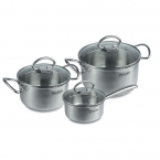Набор посуды 6 предметов Rondell Edel RDS-993