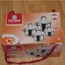 Набор посуды 8 предметов Rondell Flamme RDS-040