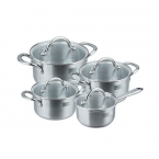 Набор посуды 8 предметов Rondell Destiny RDS-744