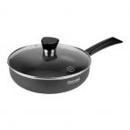 Сковорода с крышкой Rondell Arabesco 28 см RDA-874